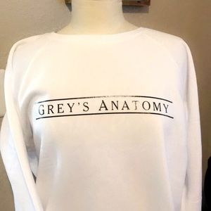 Grey's Anatomy sweater